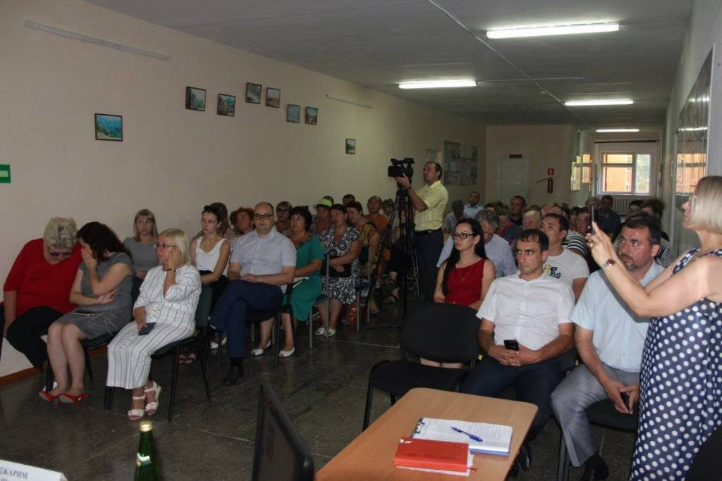 Что волнует жителей Шабановского